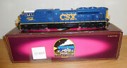 Mth 20-2621-3 Csx Sd70ace Nonpowered Locomotive Diesel Engine 4838 O Scale Train