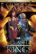Game Of Thrones A Clash Of Kings 1 - Dynamite Comics - Boarded Free Uk P+p