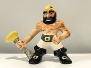 Shearwater Pottery Pirate Holding A Musket Figurine