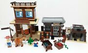 Lego Toy Story 4 Woodys Roundup Near Complete 7594 Missing 5 Part And 1 Minifigure
