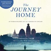 The Journey Home Audio Book Autobiography Of An American Swami