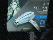 Conair Infinitipro By Conair Pro Performance Frizz Ease Hair Dryer, Silver New