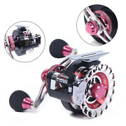 Fishing Wheel Automatic Saltwater Spinning Reels Freshwater Fly- Fishing Reels