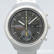 Seiko 5sports Speed Timer Ref.6138-0020 Automatic Chronograph Made In 1971