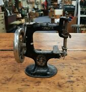 Antique Singer Sewhandy Childs Sewing Machine Model 20-circa 1928