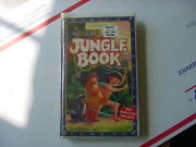 Factory Sealed Vintage Jungle Book Vhs Tape Rare Version Good Times Near Mint