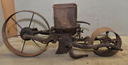 Antique Planet Jr No 4 Hill And Drill Garden Seeder Collectible Farm Tool Vintage
