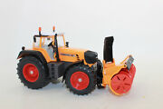 Siku 3660 Tractor With Snow Thrower Fendt 930 13 2 New Original Packaging