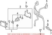 Genuine Oem Cruise Control Distance Sensor For Acura 36802ty2a05