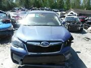 Engine 2.0l Turbo Vin H 6th Digit Fits 16 Forester 17430209