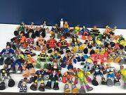 Used Lot 40 6 Tall Fisher Price Rescue Heroes Toy Action Figures Hero