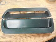 Used Original 1967 1968 Ford Mustang Gt Hood Scoop Inserts C7zb