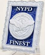 Mlb Nypd 5 Challenge Coin Set Ny Yankees Monument Park September 11th 9/11