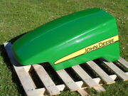 New Nos John Deere Hood Assembly 2005 2006 2007 Compact Lawn Tractor Mower