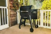 Traeger Grills Ironwood 650 Wood Pellet Grill And Smoker