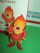Hallmark Heat Miser The Year Without A Santa Claus 2015 Ornament