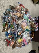 Lot Of 65 Ty Beanies Includes Some Tag Errors, Vintage Mcdonalds, Pvc, Originals