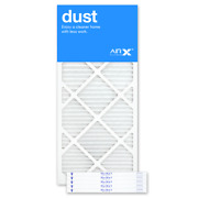 Airx Filters Dust 16x36x1 Air Filter Replacement Pleated Merv 8 12-pack