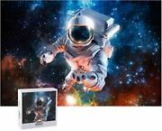 Henley Place Astronaut 1000 Piece Jigsaw Puzzle For Adults And Kids Large Ast...