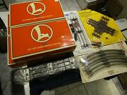 K Line / Lionel 24 Pc. O-27 Expansion Kit - Switches And Track Lot - All New 027