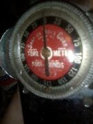 Snap On Torqometer Vintage 0-175 In. Lb. Torque Wrench. 1/2 Drive