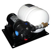 Flojet Water Booster System 115v 4.5 Gpm 40 Psi