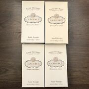 4x New 3.5 Oz Each Crabtree And And Evelyn La Source Hand Therapy Hand Cream Nib