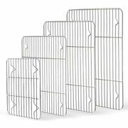 Cooling Rack X 4 - 100 Stainless Steel Baking Thick Wire Rack For Bbq Barbecue