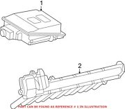 Genuine Oem Direct Ignition Coil For Mercedes 2751500680