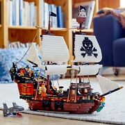 Lego Creator 3in1 Pirate Ship 31109 Toy Building Set For Kids Age 9+ 1,260 Piec
