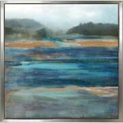 Cold Spring Morning I By Susan Jill Canvas In Floating Oversized