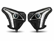 Left Right Genuine Headlamps Headlights Pair Set No Led For Caddy Xt5 17-18 Gm