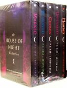 The House Of Night Collection - Marked/betrayed/chosen/untamed/hunted Book The
