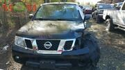 Automatic Transmission 6 Cylinder 4wd Fits 14-19 Frontier 1921566