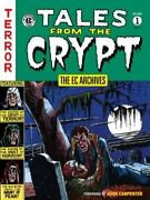 The Ec Archives Tales From The Crypt Volume 1 Various Hardcover Used - Like Ne