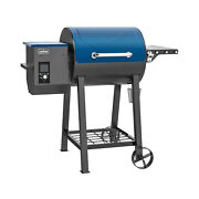 Asmoke As500n-1-tb 8 In 1 Wood Pellet Barbecue Smoker Grill With Led Display