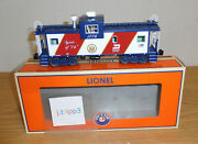 Lionel 6-27665 Burlington Northern Extended Vision Caboose Train O Scale 1776