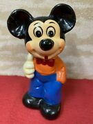 Limited Time1960s Mickey Mouse Bank Vintage Disney Coin