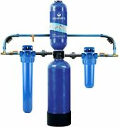 Aquasana Whole House Water Filter System - Carbon And Kdf 1,000,000 Gl - Eq-1000