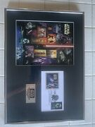 Star Wars Usps Collection Series 61/200 Andldquofirst Day Of Issueandrdquo