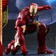 Iron Man Mark 3 1/4 Sacle Qs012 Hot Toy Figure Statue
