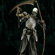 Sideshow 1/2 Scale Death Court Reaper Exalted Reaper Statue Figure