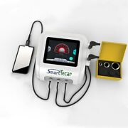 New Sport Recovery Smart Tecar Physiatherapy Ret Cet Radio Frequency Machine Spa
