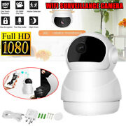3d Security Video Baby Monitor Wifi Camera 1080p Hd Two Way Audio Webcam
