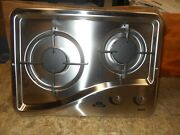 Capital 1204ss 2 Burner Drop-in Cooktop Stainless Steel Rv Free Ship 39