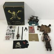 Jack Sparrow Hot Toys Dx15 Pirates Of The Caribbean Dead Men Tell No Tales