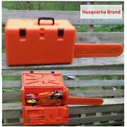 Chainsaw Carrying Case For Stihl Ms271/260/250/290 Farm Boss 20 Inch Bar Chain.
