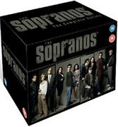 The Sopranos Series 1 To 6 - The Complete Collection Dvd [uk] New Dvd