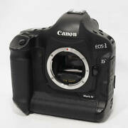 Canon Eos-1d Mark Iv Body Practical Goods For Sub-machines