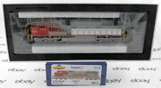 Ho Scale Sd75m Locomotive W/dcc And Sound - Sf/warbonnet 260 - Athearn G70638